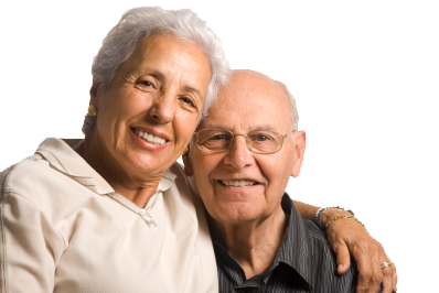 happy-seniors-dentures